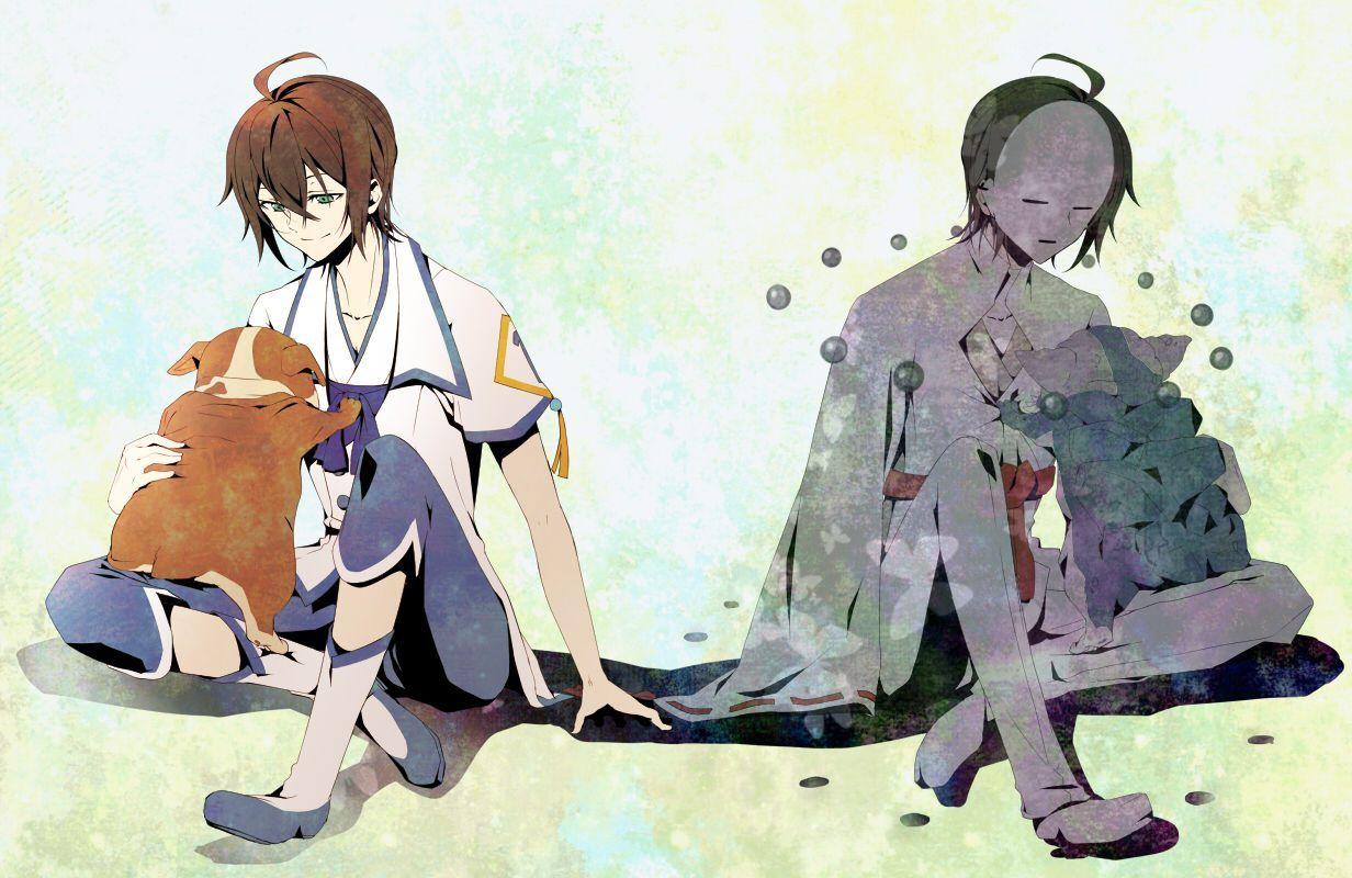 Shun aonuma shin sekai yori from the new world world from this anime is just wrong