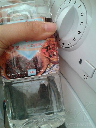 d sinfecter le linge et la machine laver avec du vinaigre blanc c 39 est du propre pinterest. Black Bedroom Furniture Sets. Home Design Ideas