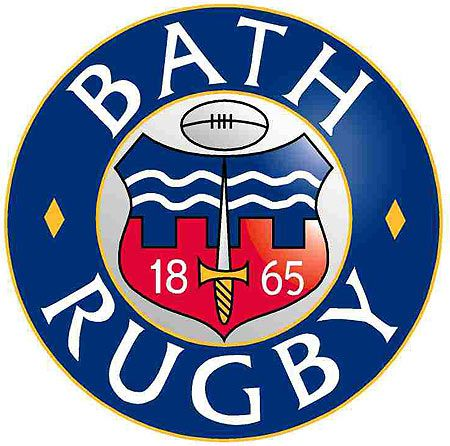 Bath Rugby My Home Town Rugby Logo