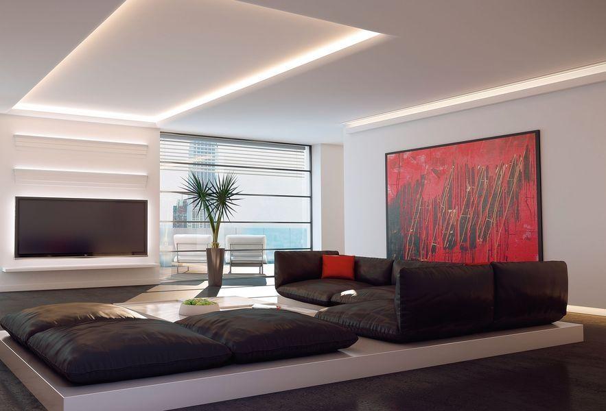 Lichteffekte für Deckengestaltung und Wandgestaltung   Led ...