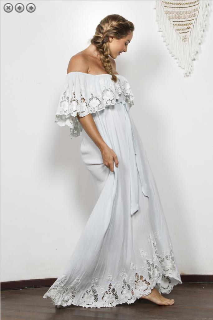 6a139751616 Asheville Maternity Dress