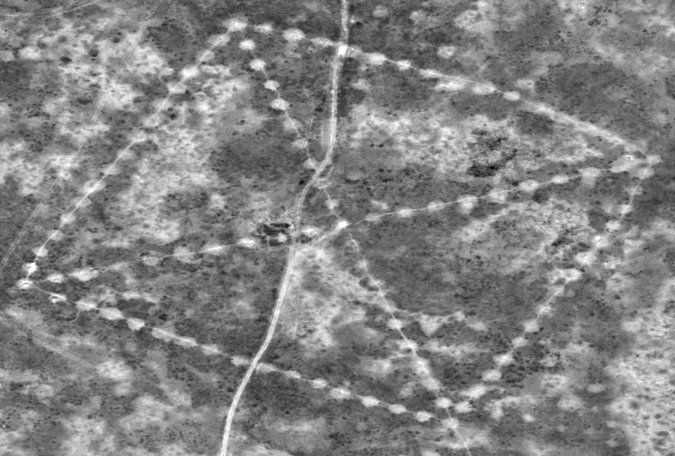 NASA Adds to Evidence of Mysterious Ancient Earthworks - The New York Times