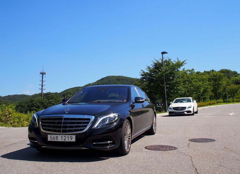 수퍼리치를 위한 메르세데스 마이바흐 S500 | 뉴스/커뮤니티 : 다나와 자동차