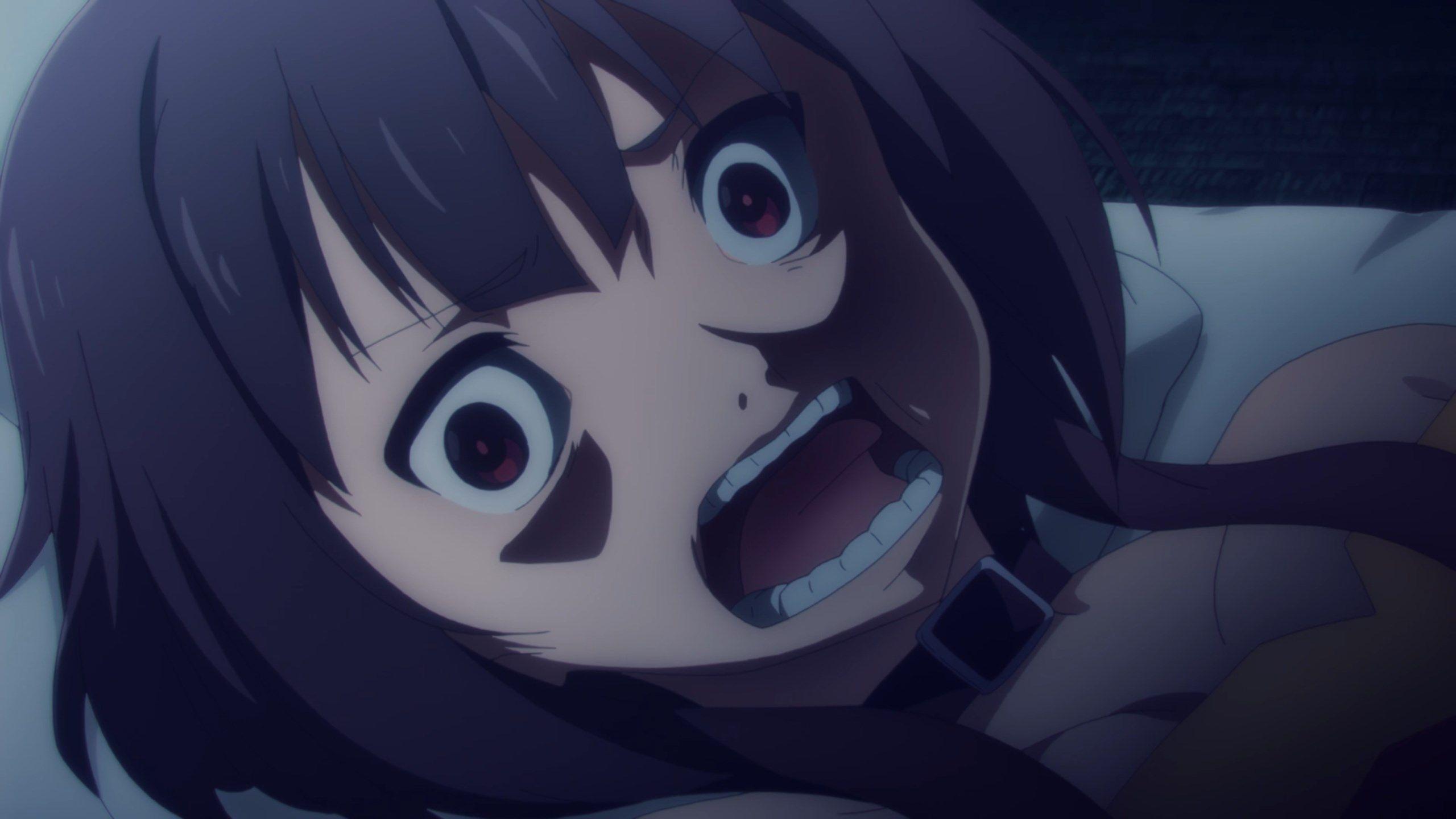 Pin By Victor Hugo Flores On Konosuba Anime Expressions Anime Anime Funny