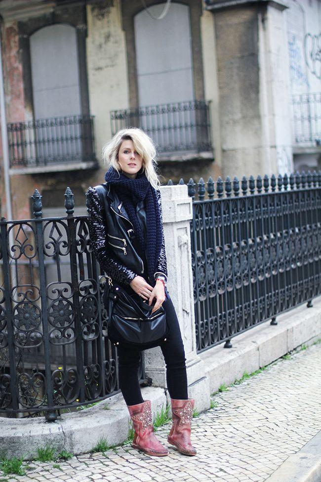 #fashion #fashionista Sofie LX Factory | FASHIONATA