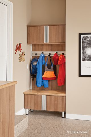 Entryway Storage U0026 Organization | Cornerstone Closets   Maryland Areas  Including, But Not Limited To