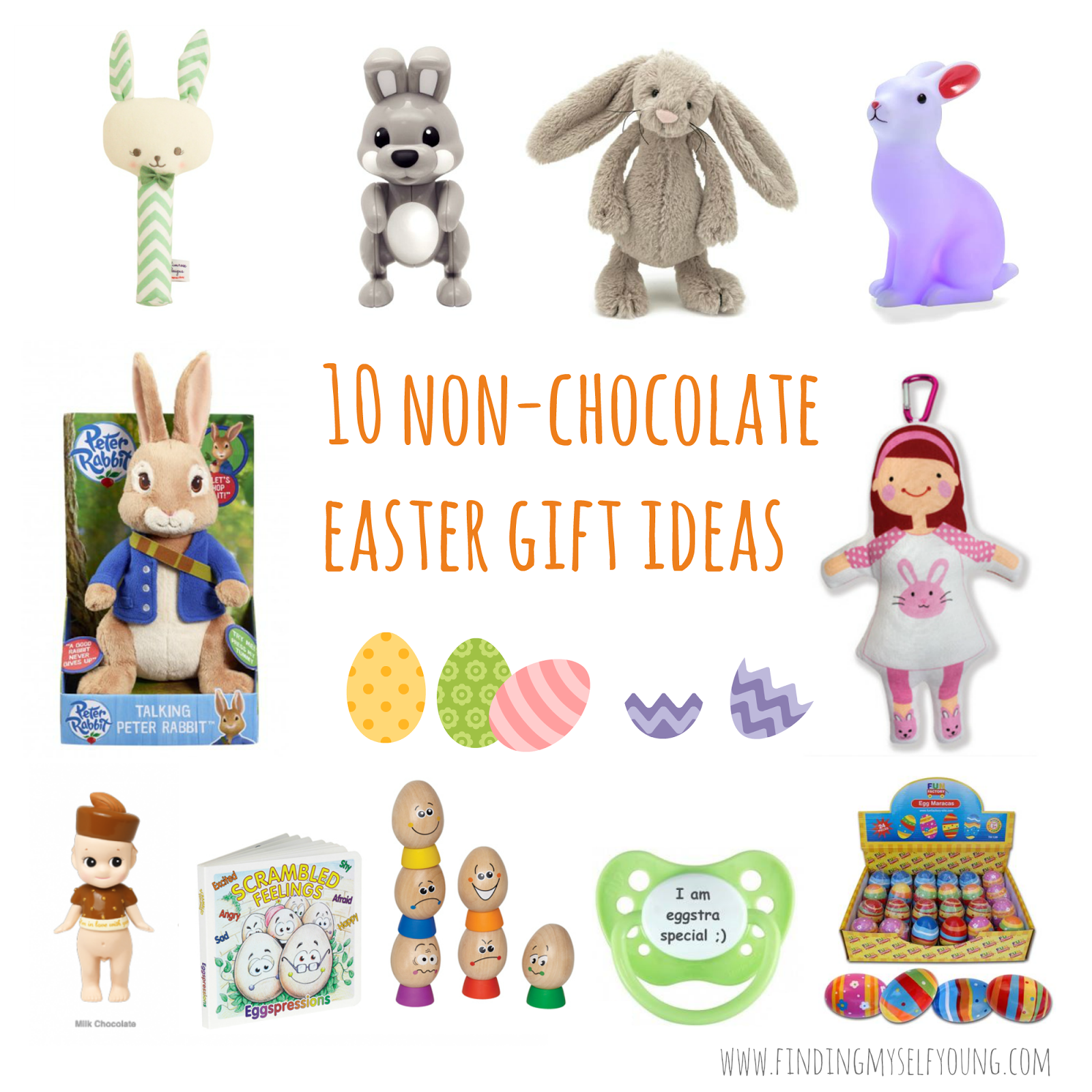 10 non chocolate easter gift ideas for kids easter pinterest 10 non chocolate easter gift ideas for kids negle Choice Image