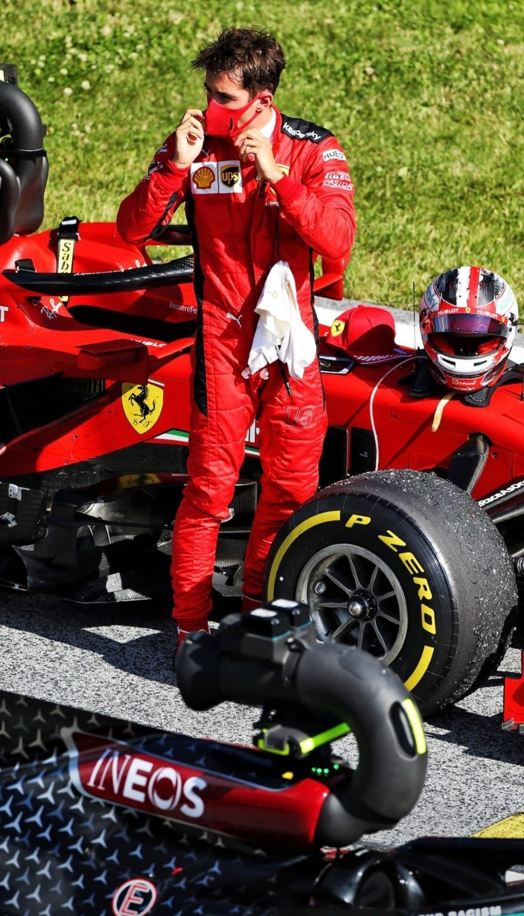 Pin By V S On Charles Leclerc In 2020 Racing Formula One Charles