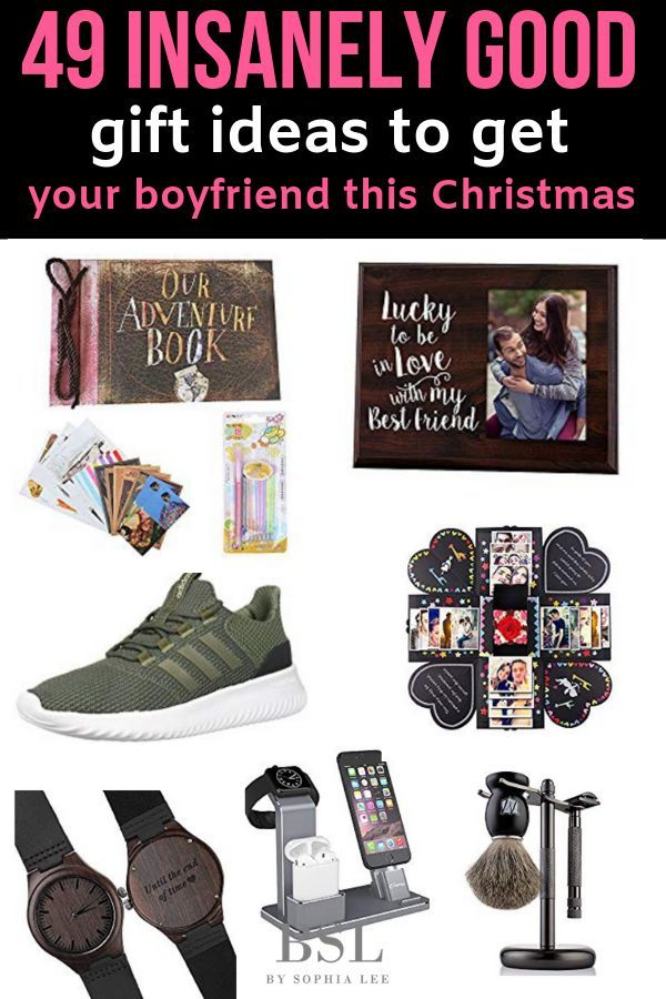 49 Of The Best Gifts For Boyfriend This Year #christmasgiftsforboyfriend