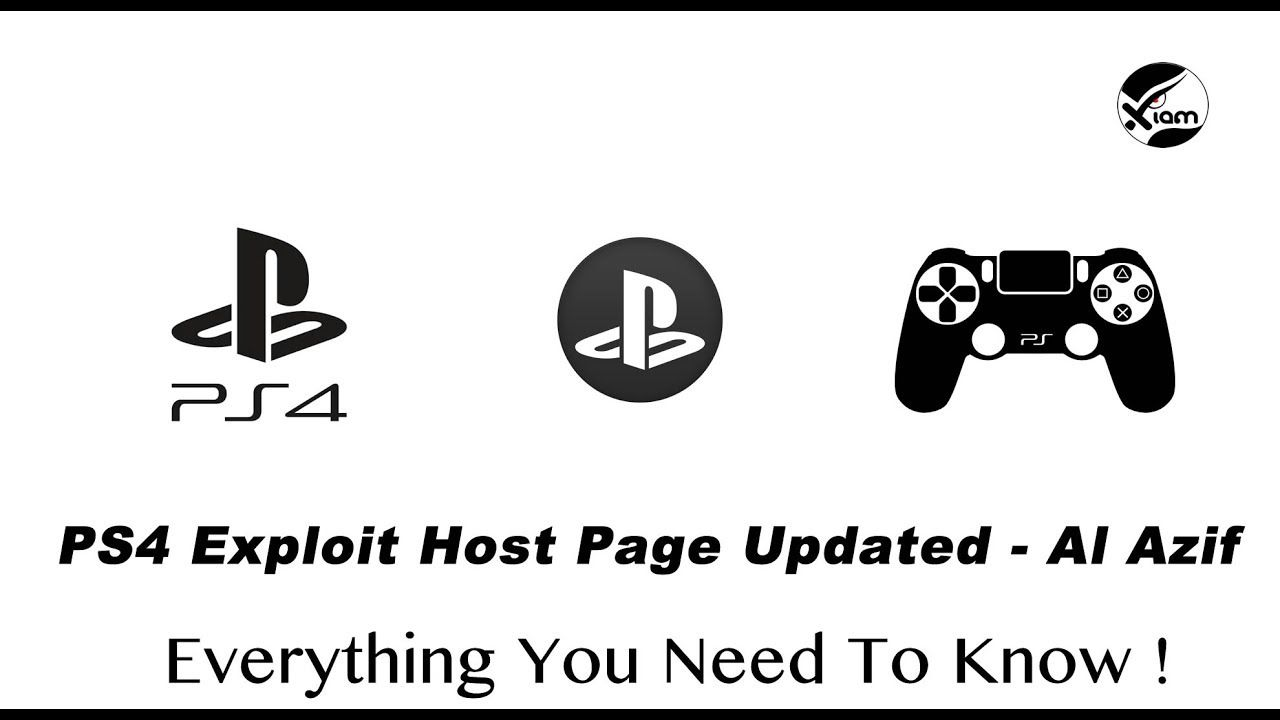 PS4 Jailbreak - Exploit Host Page Updated by Al Azif - 8/4