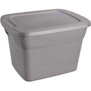 Home Sterilite Plastic Storage Bins Storage Bins