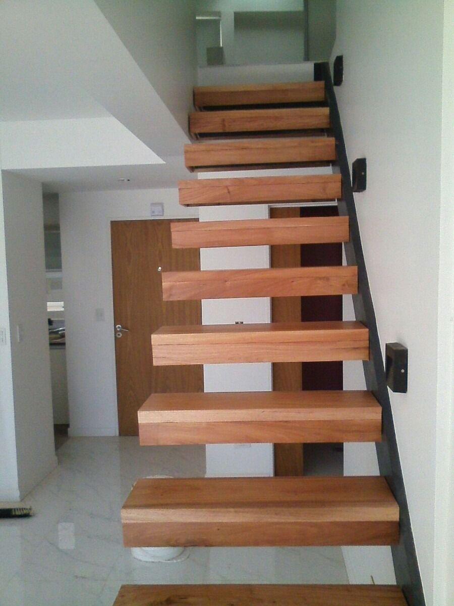 Carpinteria En General Pisos Deck Escalera Caba As Maderas  ~ Escaleras Prefabricadas De Madera