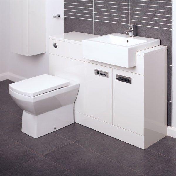 toilet sink vanity units.  349 95 Cuba Right Hand Combination Unit Bathroom Pinterest