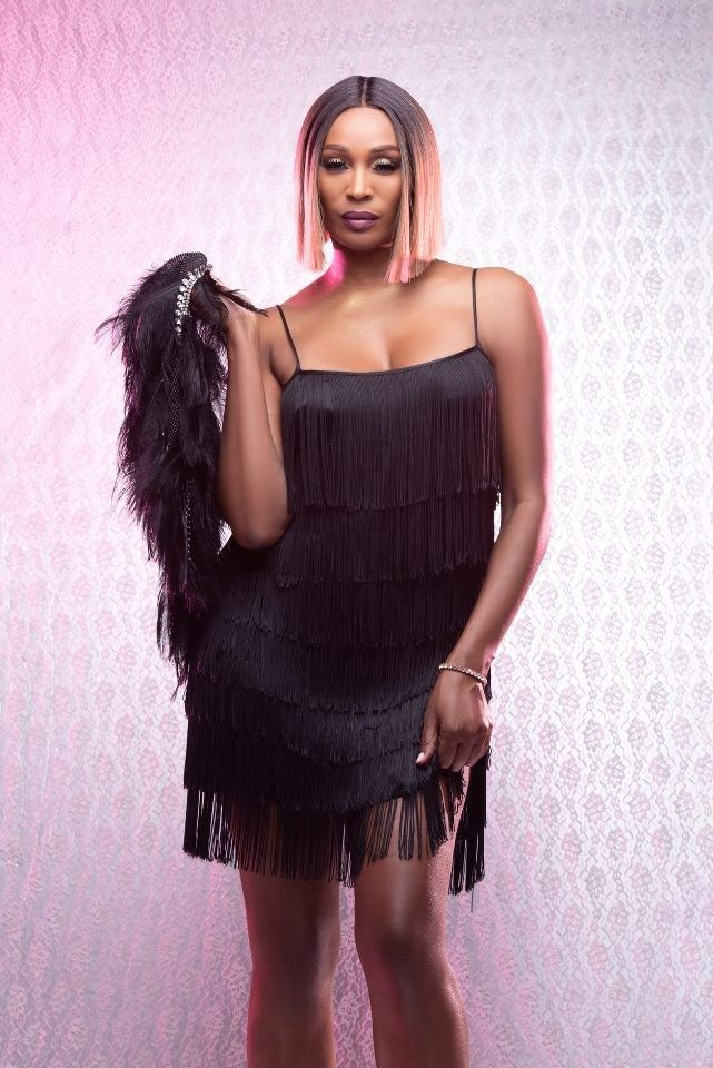 Snapshot Exclusive Cynthia Bailey's Divine Looks In New