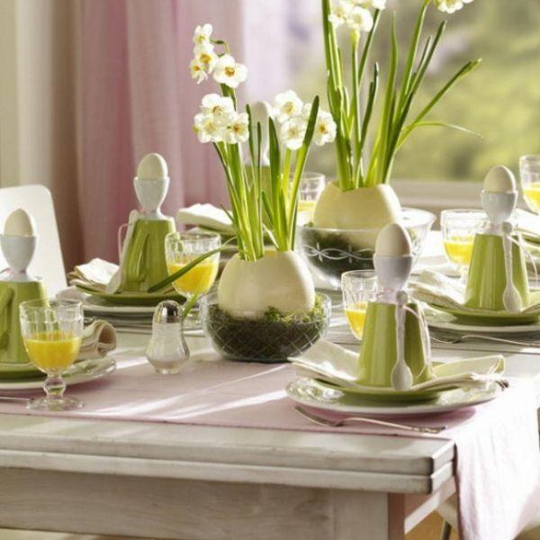 Tischdeko Ideen ostern tischdeko ein unvergesliches familienfest die natur zu hause