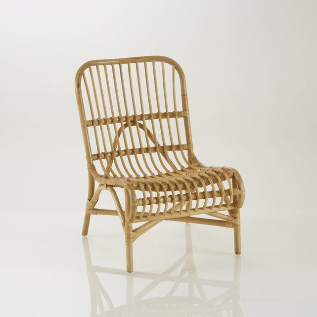 Other Image Malu Rattan Cane Occasional Chair La Redoute Interieurs
