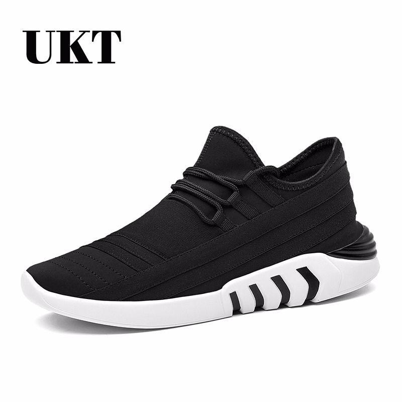 2018 New Men Runnin Shoes Breathable Autumn Summer Mesh Lovers Running Shoes Bra