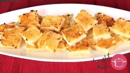 حلى السميد بالحليب أو السميدية Recipe Arabic Sweets Recipes Food