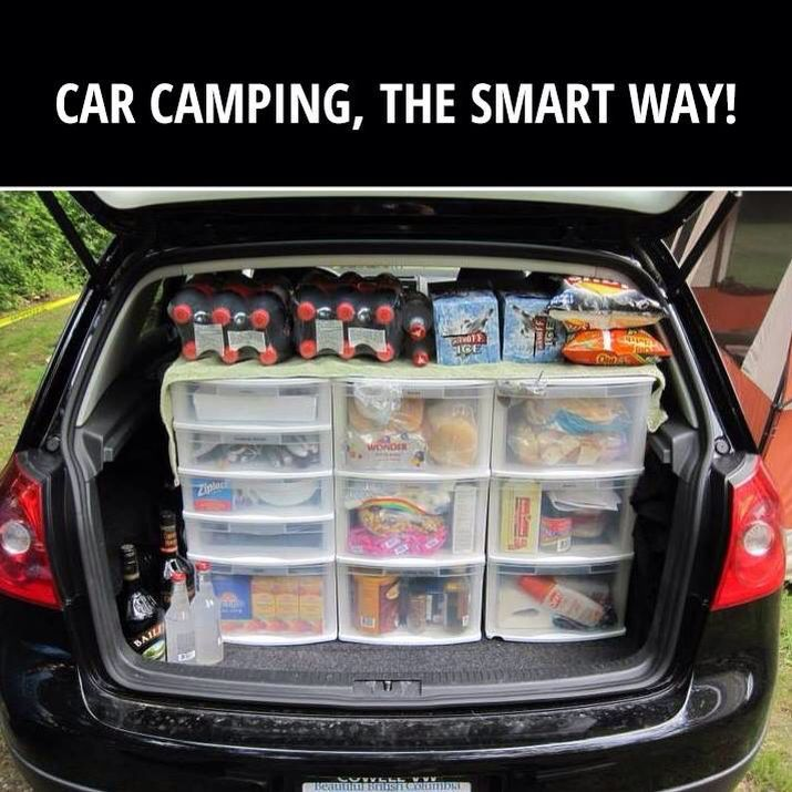 Photo of Camping Hacks that are Pure Genius!
