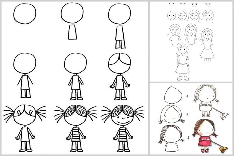 Comment lui apprendre dessiner 10 techniques faciles - Comment dessiner le drapeau d angleterre ...