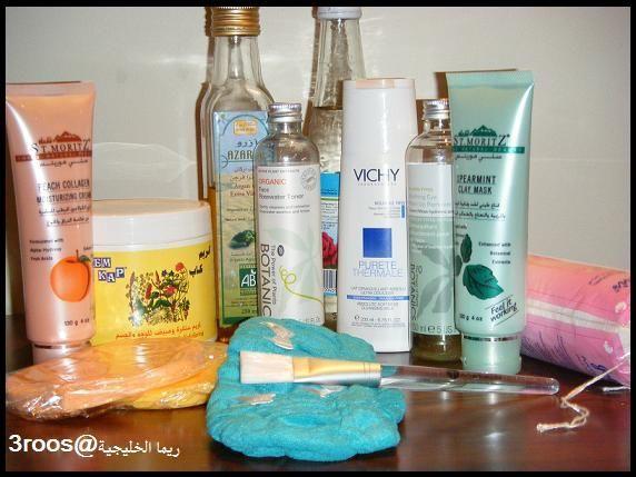 الفيشل المنزلي بطريقة المحترفين منتديات عروس Shampoo Bottle Dish Soap Bottle Soap Bottle