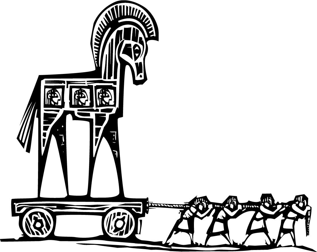 A Medical Trojan Horse Trojan Horse Troy Horse