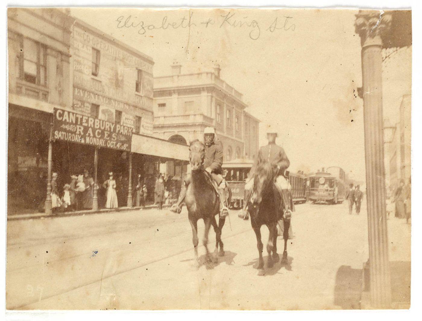 Retronaut C 1885 1890 Street Photography Sydney Australia Street Scenes Australia History Australia