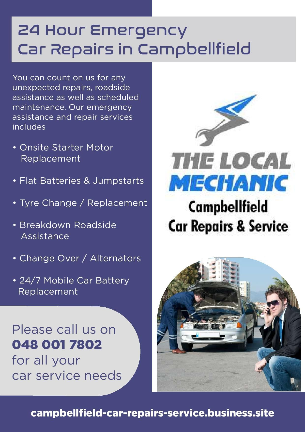 Campbellfield Car Repairs & Service | Car repair service ...