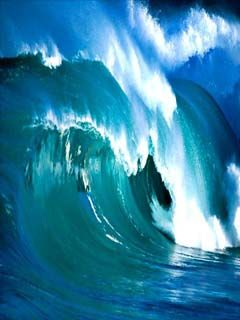 Cool Waves Wallpaper Waves Wallpaper Nature Pictures Waves