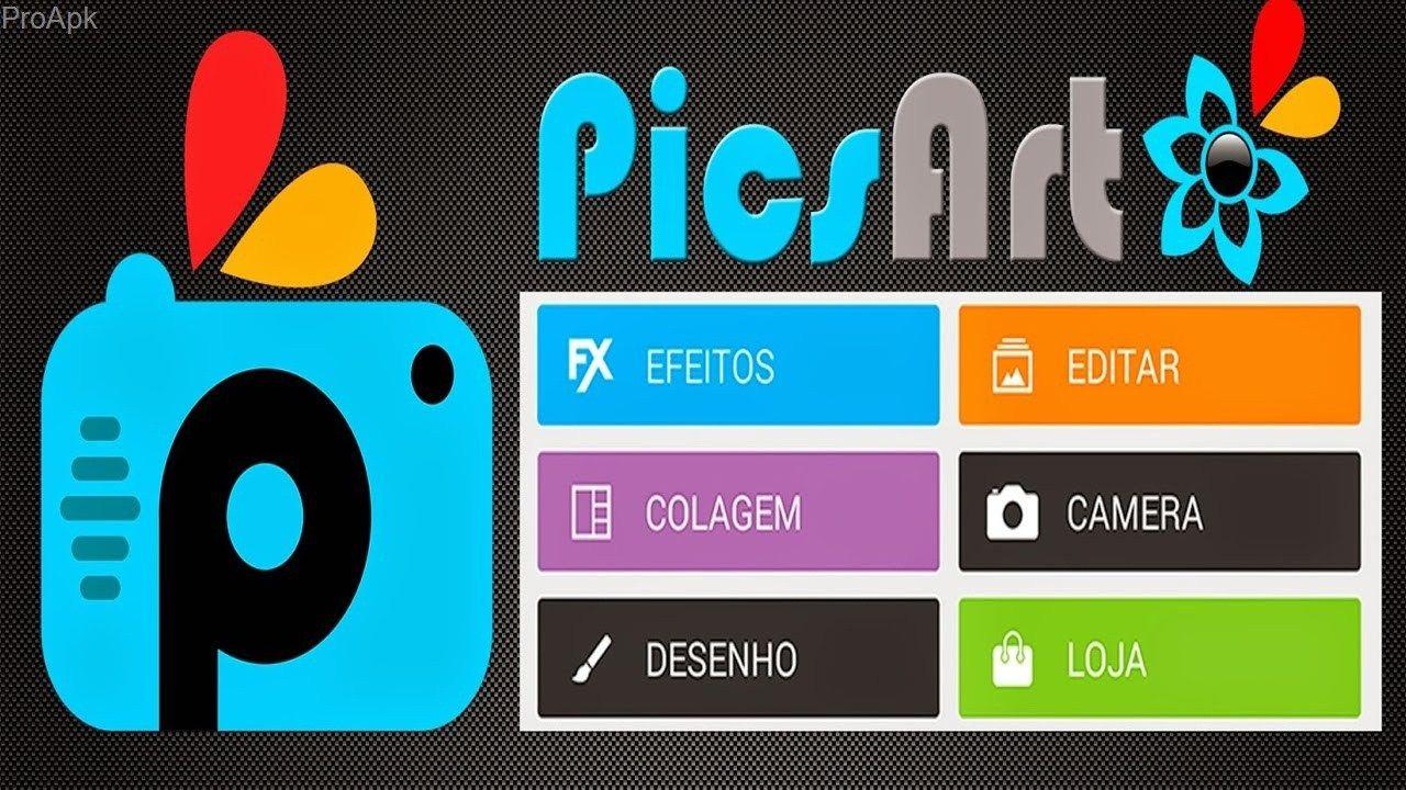 PicsArt Photo Studio 9.29.2 Apk Full+Premium Unlocked