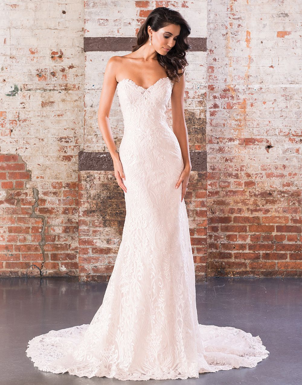 Justin Alexander signature wedding dresses style 9857 | Wedding ...