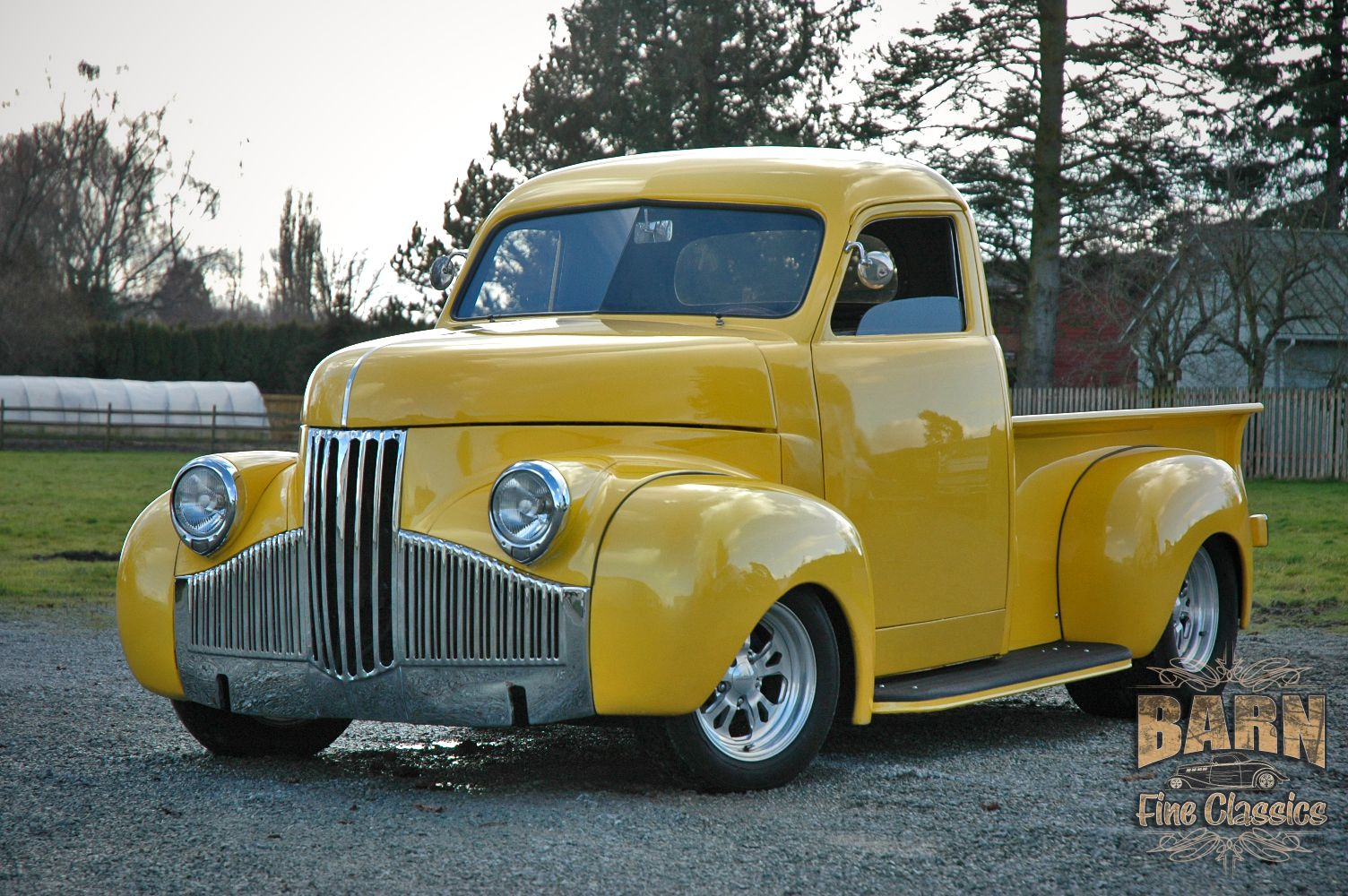1947 Studebaker Pickup Yellow, for sale in United States, $26,950 ...