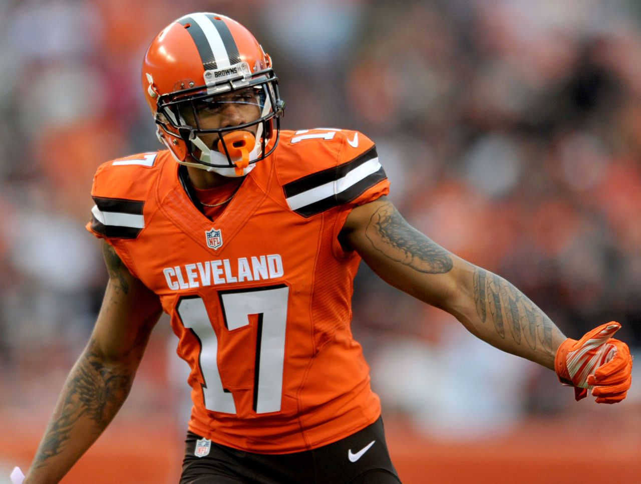 buy online d2ccf 46a9a Hue Jackson: Browns could use Terrelle Pryor if 3rd QB ...
