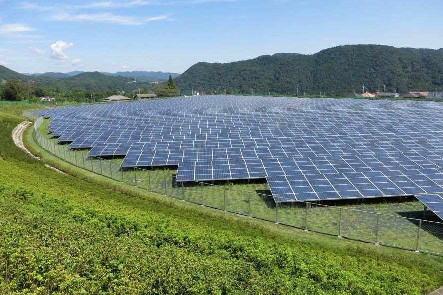 Solar Is Quickly Becoming The Cheapest Source Of New Electricity Solar Solar Power Plant Advantages Of Solar Energy