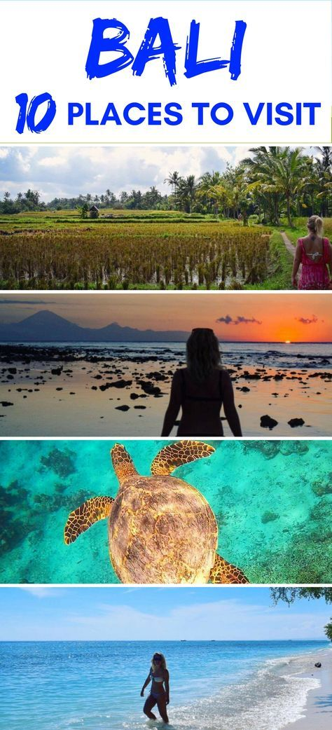 The Ultimate Bali Bucket List 30+ Must See Places In Bali