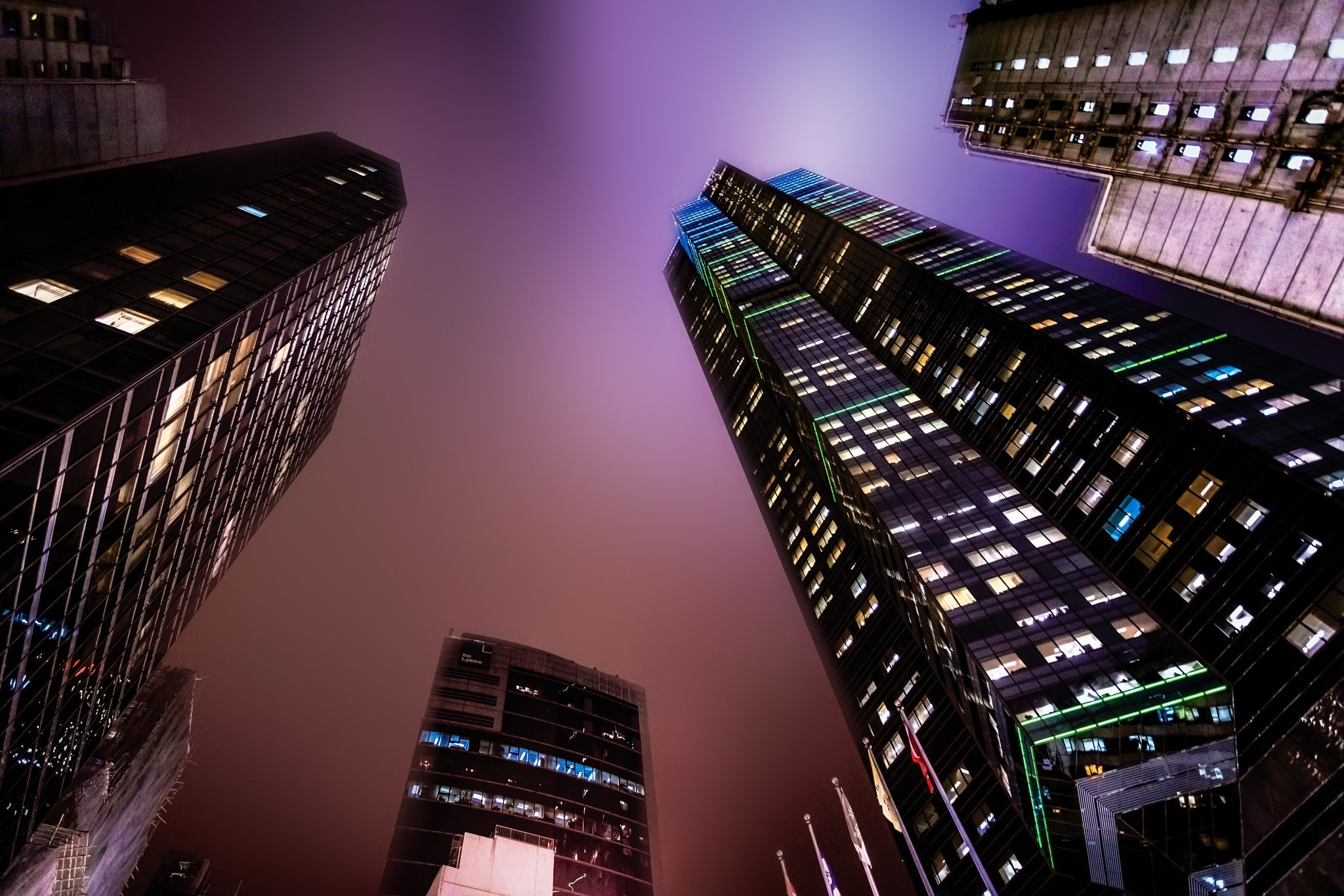 Hong-Kong by night - www.kgphotography.ch