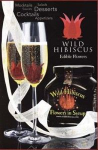 Wild Hibiscus Flowers In Syrup Drop You Can T Always Get What You Want But If You Try Sometimes You Might Find You Get What You Need Jagger Edibl