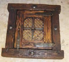 Resultado de imagen para ventanas rusticas antiguas mi - Fachadas rusticas castellanas ...