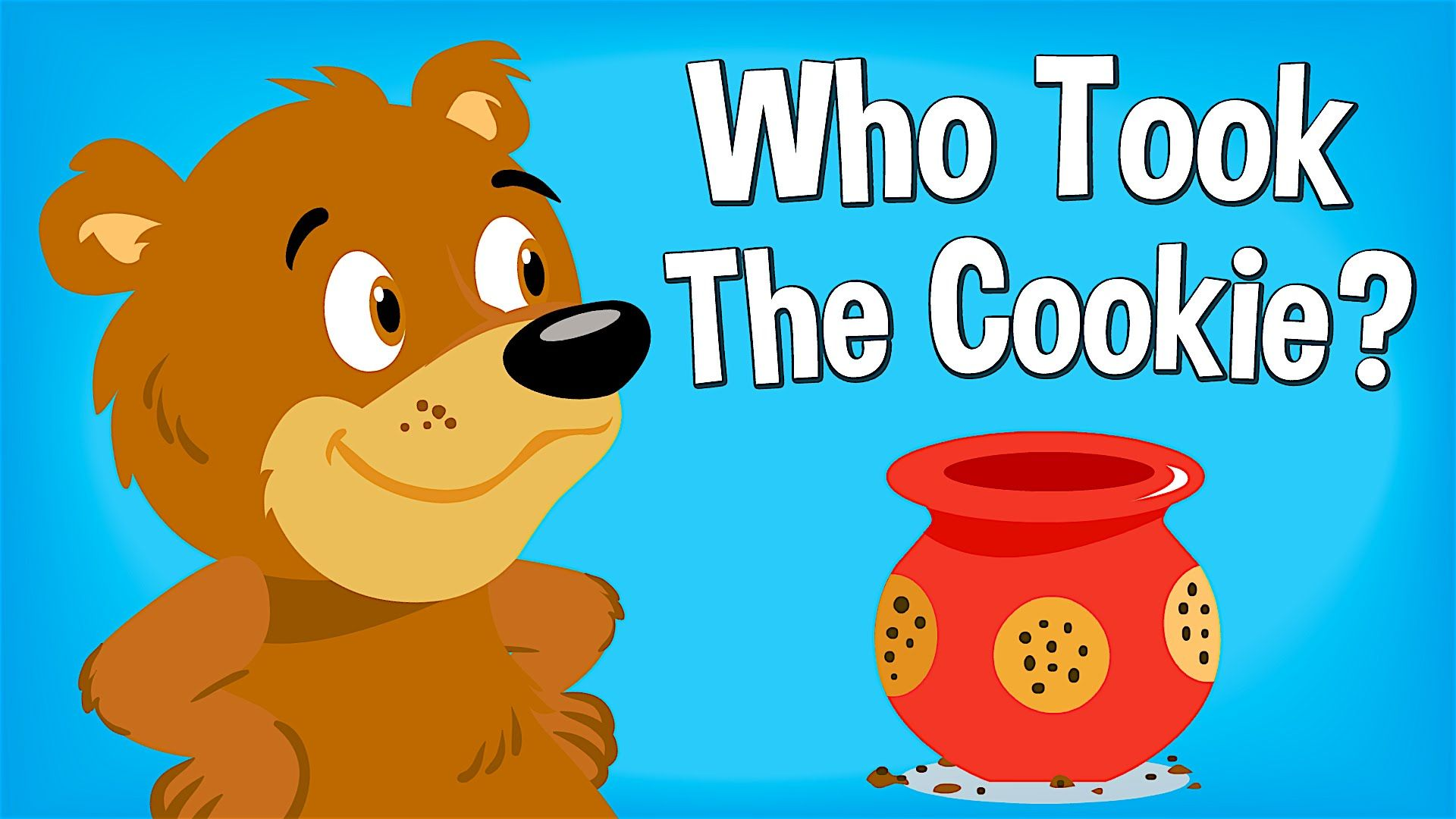 Find Out Who Took The Cookie With This Classic Chant From