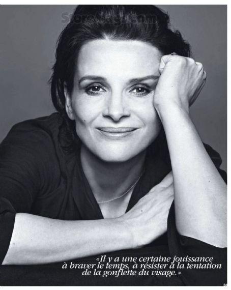Juliette Binoche 2012