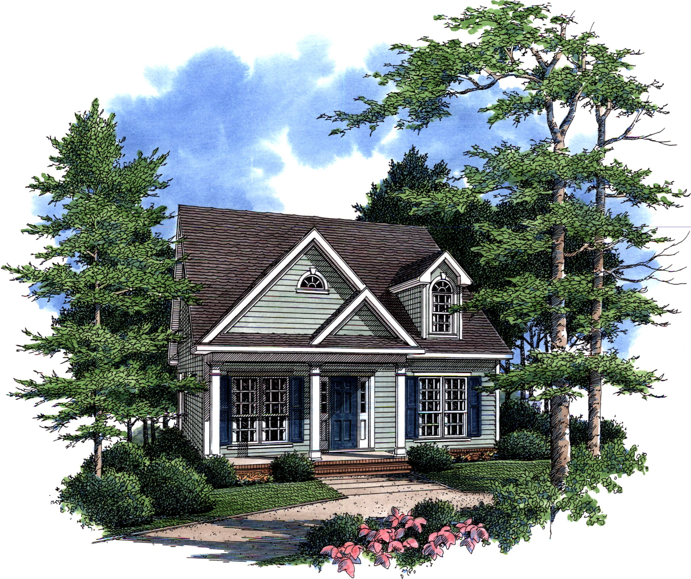 Plan 6068rc Rustic Country Cottage Cottage House Plans Cottage Style House Plans Beach Style House Plans