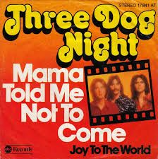 Mama Told Me Not To Come Three Dog Night Drum Sheet Music Onlinedrummer Com Three Dog Night Drum Sheet Music Classic Rock Albums