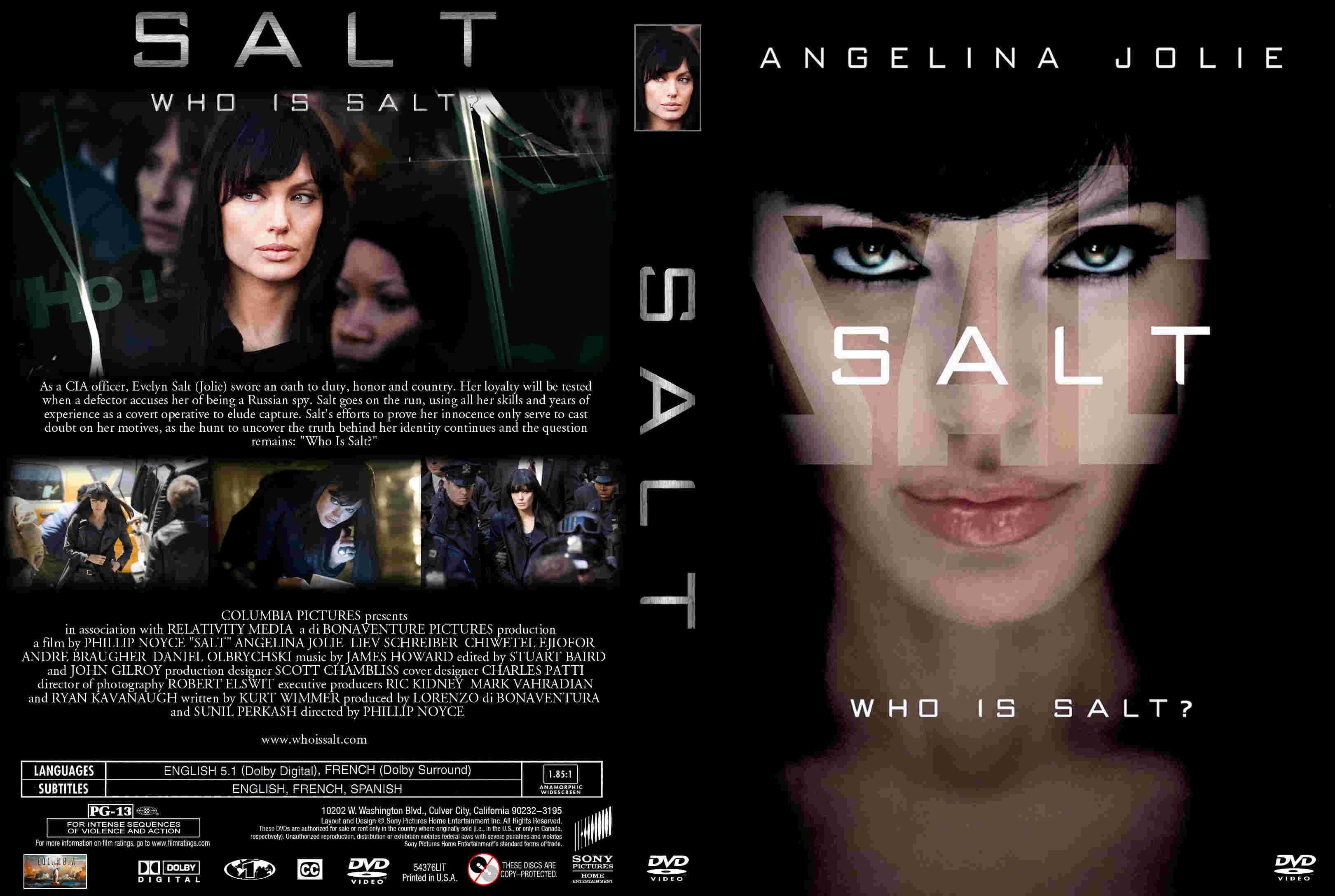 Watch Salt 2010 BluRAy Movie online Free of cost from