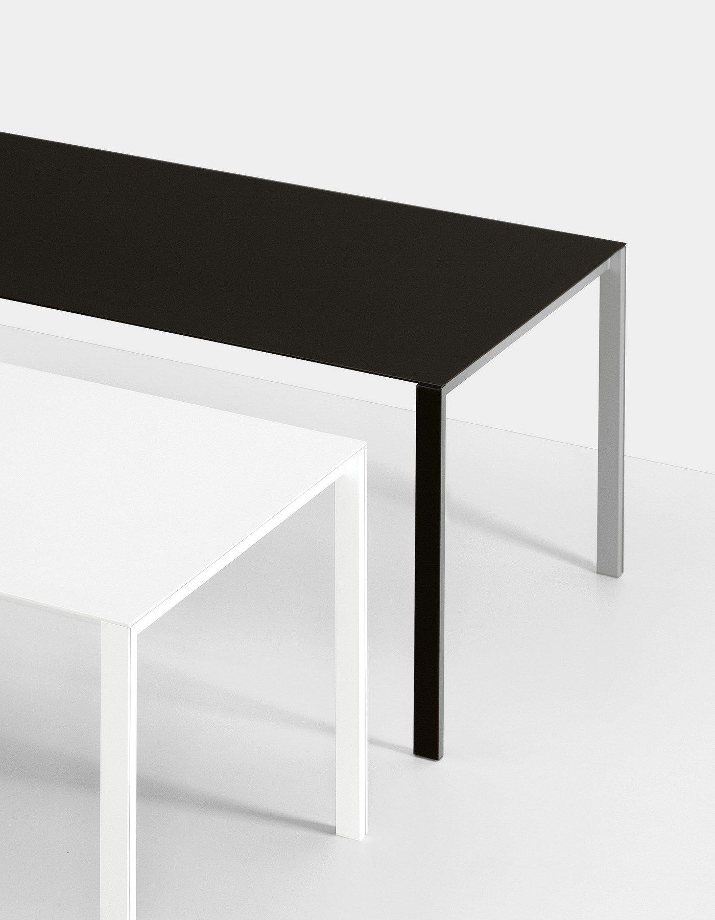 Kristalia THINK Ausziehbarer tisch, Esstisch modern