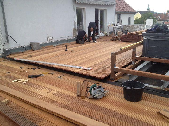 Marvelous Holzterrasse Bauen: 6 Wichtige Punkte