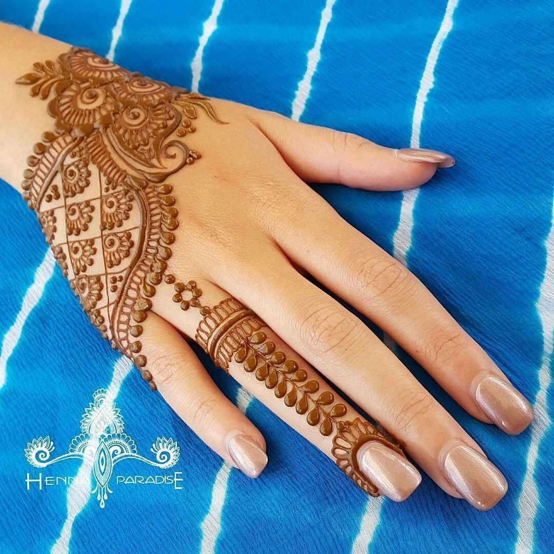 By Henna Paradise Heena Pinterest Hennas Paradise And Mehndi