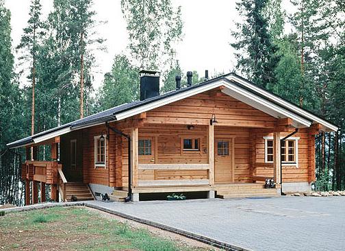 Casas de madera dise os casas planos casas planos gratis - Modelos casa prefabricadas ...
