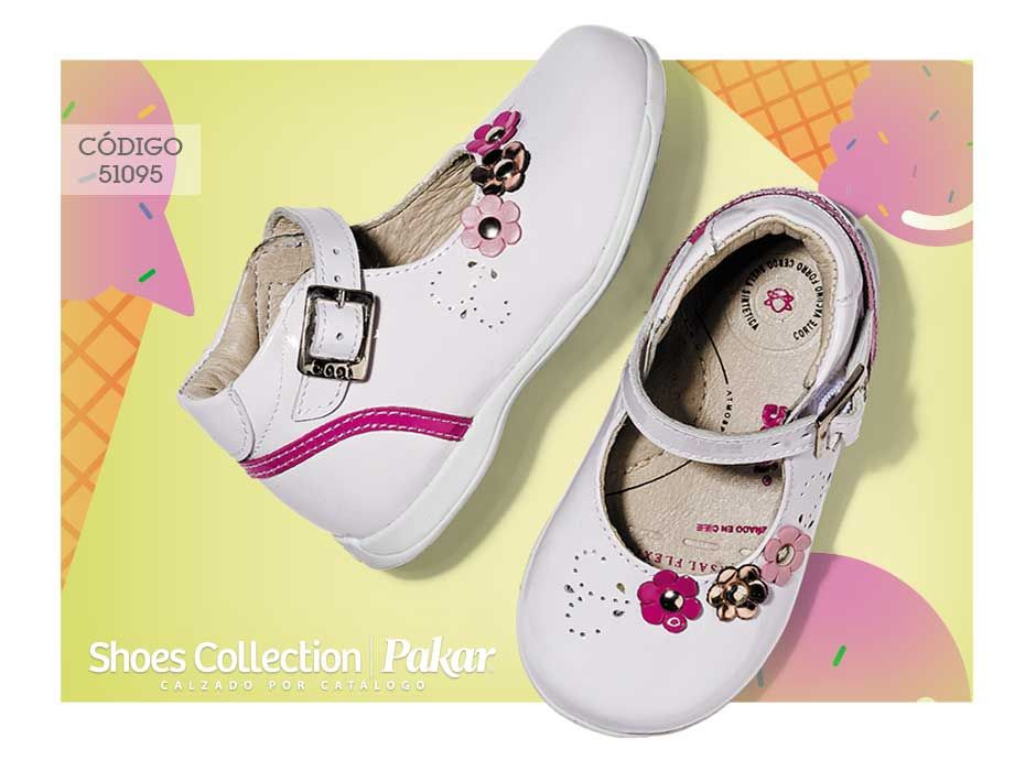 d16ee16b0f8 Zapatos para niñas Calzado Shoes Collection Pakar | Children's ...