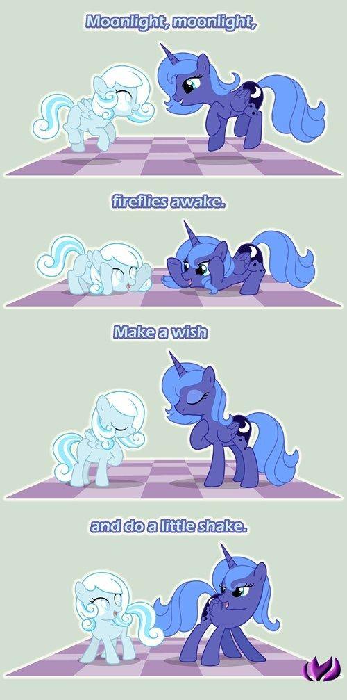Make a Wish and Do a Little Shake