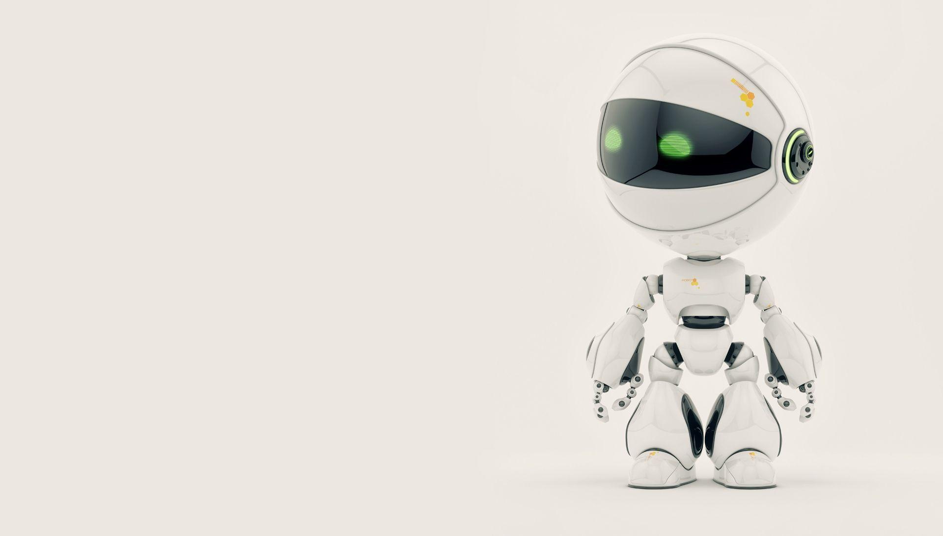 510 Wallpaper Hp Robot HD Terbaru